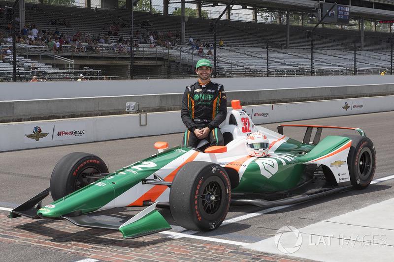 17. Kyle Kaiser, Juncos Racing, Chevrolet