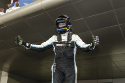 Wereldkampioen Thed Björk, Polestar Cyan Racing, Volvo S60 Polestar TC1