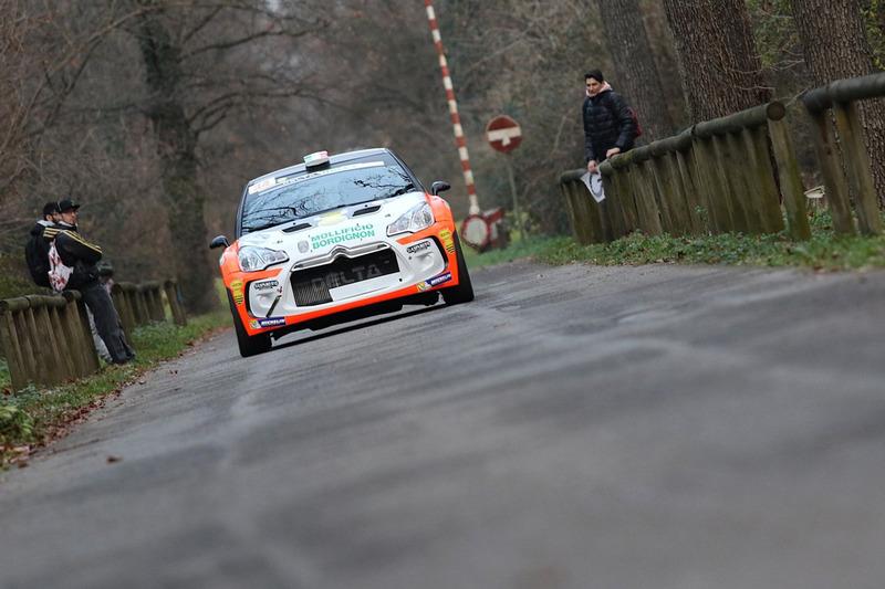 Адриано Ловизетто, Чинциа Бернардини, Citroën DS3
