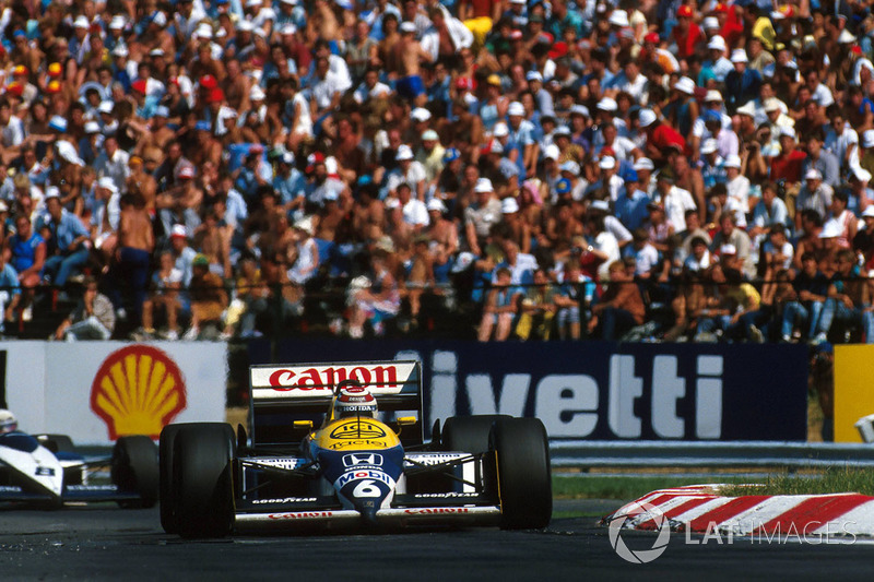 1987 - Nelson Piquet, Williams-Honda