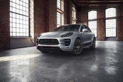 Porsche Macan Turbo Exclusive