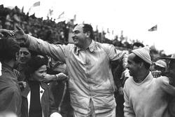 Ganadores,  Jose Froilan Gonzalez, Maurice Trintignant, Ferrari
