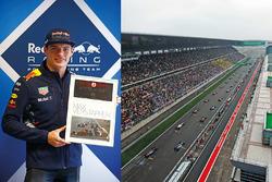 Max Verstappen, Red Bull Racing, 2017 yılın startı ödülü