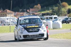 Heinz Christen, Abarth 695 assetto corse, Equipe Bernoise