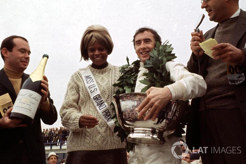 Jackie Stewart - Tricampeón: 1969, 1971 y 1973