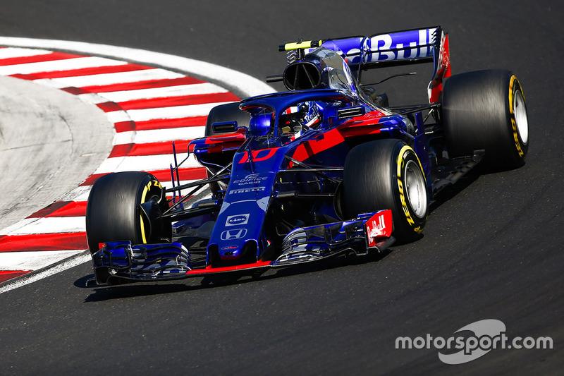 9. Pierre Gasly, Toro Rosso STR13
