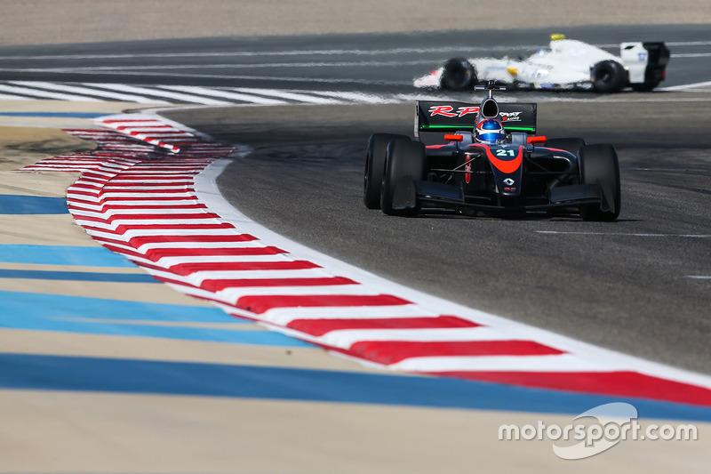 2017 - Formule V8 3.5