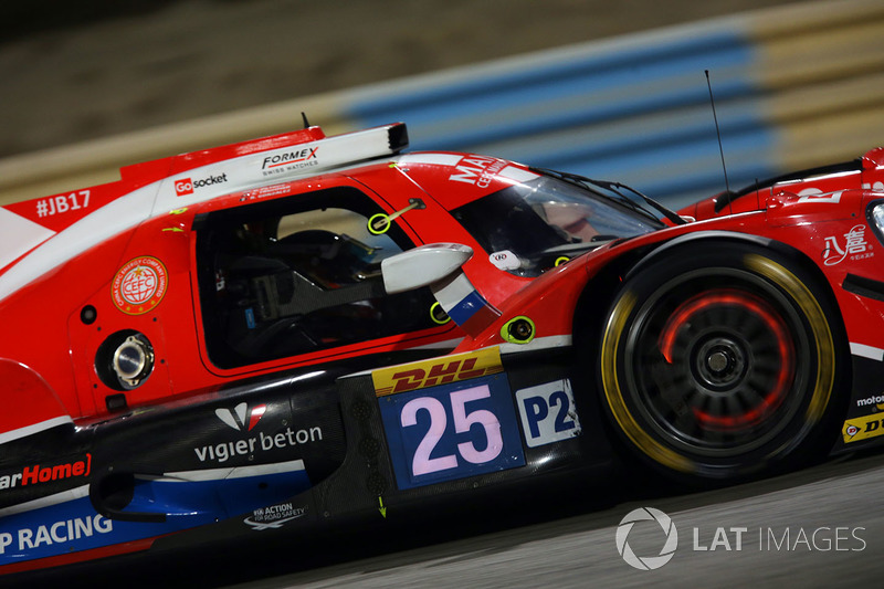 #25 CEFC Manor TRS Team China ORECA 07-Gibson: Роберто Гонсалес, Симон Труммер, Виталий Петров