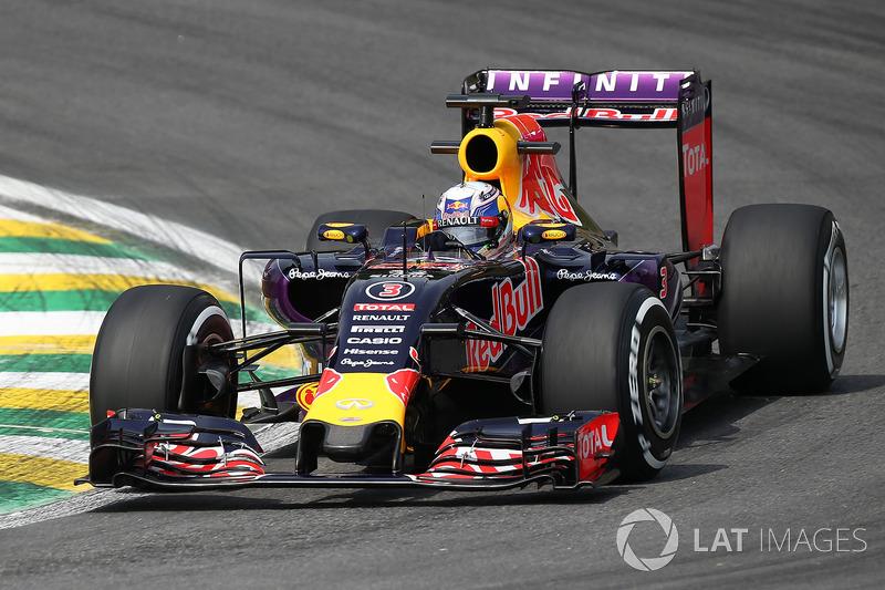 2015 : Red Bull RB11, motor Renault