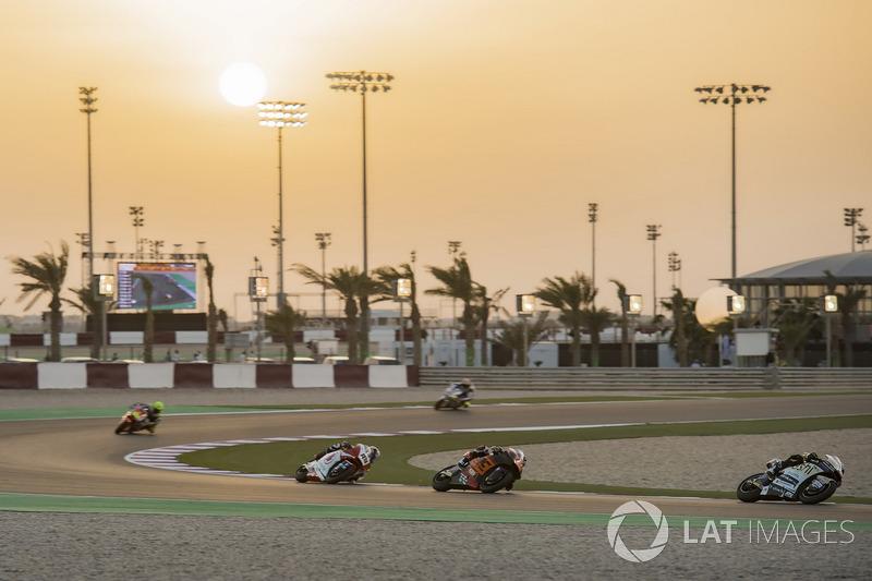 Moto2 Qatar 2018