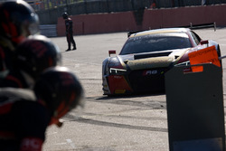 #26 Sainteloc Racing Audi R8 LMS: Nyls Stievenart, Markus Winkelhock