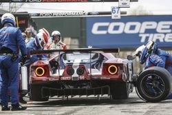 #66 Chip Ganassi Racing Ford GT, GTLM: Dirk Müller, Joey Hand