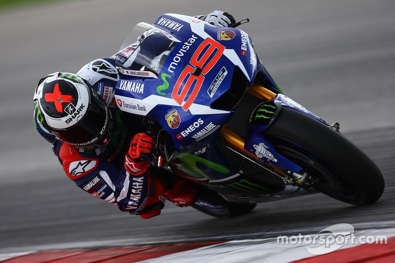 Jorge Lorenzo (Yamaha): Startnummer 99