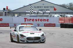 #99 JCR Motorsports Maserati GranTurismo: Джефф Кортні