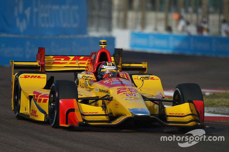 #28: Ryan Hunter-Reay (Andretti-Honda)