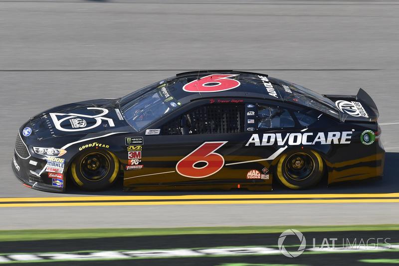 18. Trevor Bayne, Roush Fenway Racing, Ford