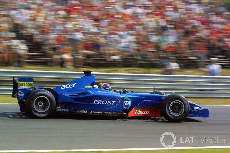 Heinz-Harald Frentzen, Prost Acer AP04