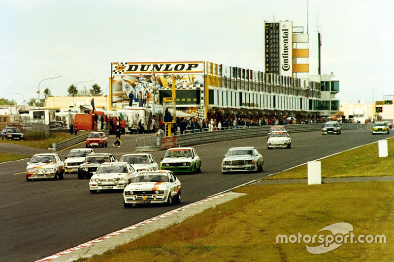 1985: Аксель Фельдер, Йюрген Хаммельман, Роберт Вальтершайд-Мюллер – BMW 635 CSi