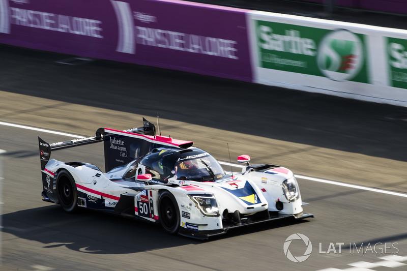 29: #50 Larbre Competition Ligier JSP217: Erwin Creed, Romano Ricci, Thomas Dagoneau, 3'38.206