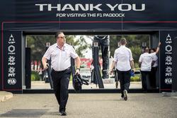 Генеральний директор McLaren Зак Браун