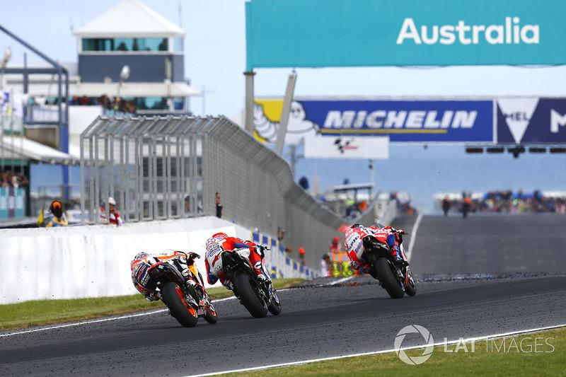 Скотт Реддінг, Pramac Racing, Андреа Довіціозо, Ducati Team, Дані Педроса, Repsol Honda Team