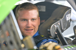 Chris Buescher, JTG Daugherty Racing, Chevrolet Camaro Gain