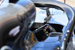 Volant de la Mercedes-AMG F1 W09