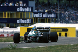 Gerhard Berger, Benetton B186