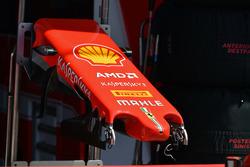 Ferrari SF71H nose