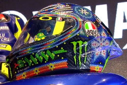 Casco Valentino Rossi, Yamaha Factory Racing