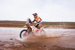 Лусиано Бенавидес, KTM Factory Racing Team, KTM 450 Rally (№77)