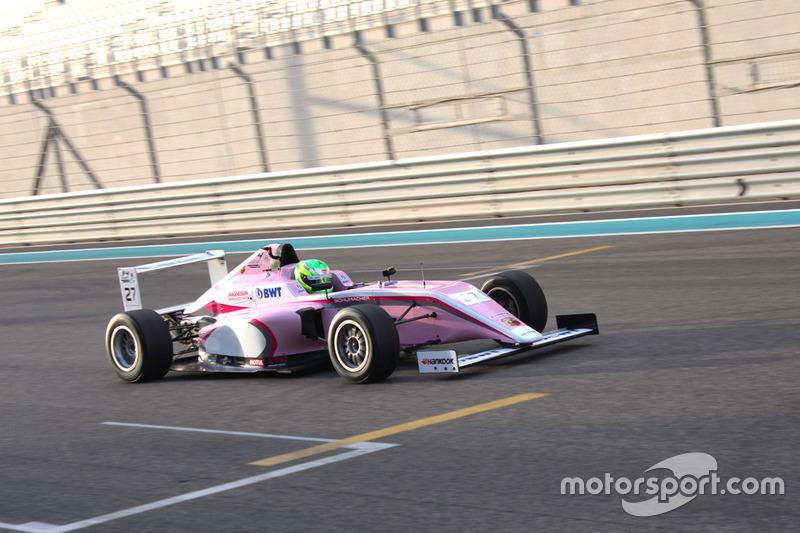 David Schumacher, US Racing