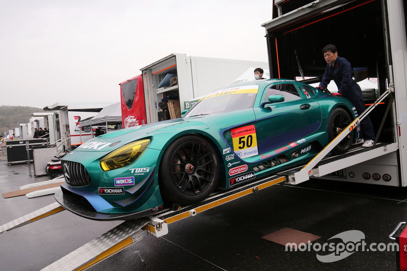 #50 EXE AMG GT3