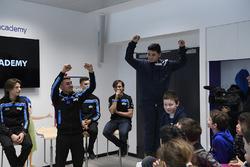 Sky Racing Team VR46 launch