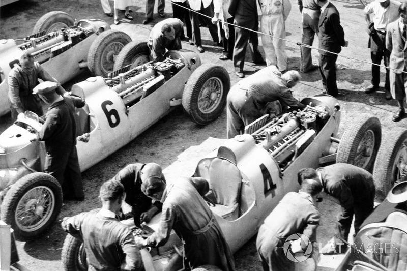 Grand Prix van Duitsland 1936, Nürburgring