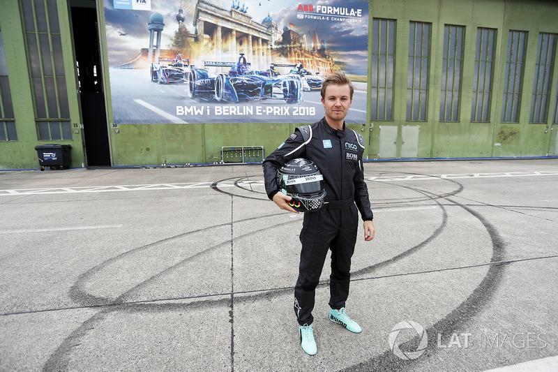 Kampiun Formula 1, Nico Rosberg
