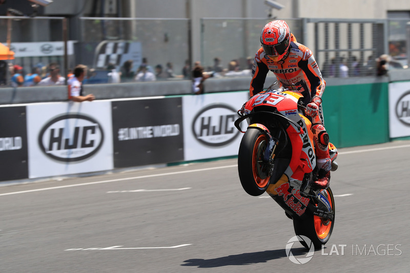 MotoGP Fotogallery: Marc Marquez fa tris nel GP di Francia di MotoGPFotogallery: Marc Marquez fa tris nel GP di Francia di MotoGP