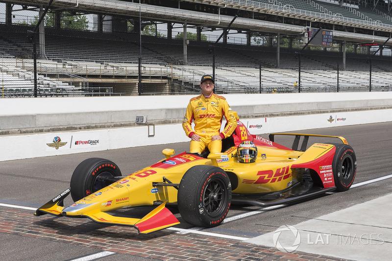 14. Ryan Hunter-Reay, Andretti Autosport, Honda