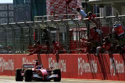 Race winner Felipe Massa, Ferrari 248 F1