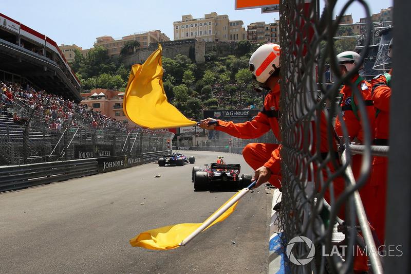 6. GP van Monaco: P9