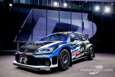 Volkswagen Motorsport lansmanı