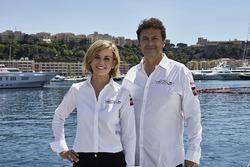 Сюзі Вольфф, команда Venturi Формула Е, Гільдо Палланка Пастор, власник Venturi Формула Е
