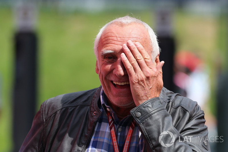 Dietrich Mateschitz, CEO and Founder of Red Bull