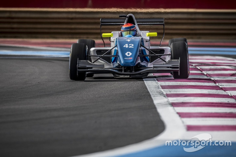 Еврокубок Формулы Renault 2.0, Ле-Кастелле
