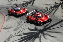 #55 Mazda Team Joest Mazda DPi, P: Jonathan Bomarito, Harry Tincknell, #77 Mazda Team Joest Mazda DPi, P: Олівер Джарвіс, Трістан Нуньєс