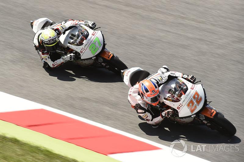 Sam Lowes, Swiss Innovative Investors Moto2