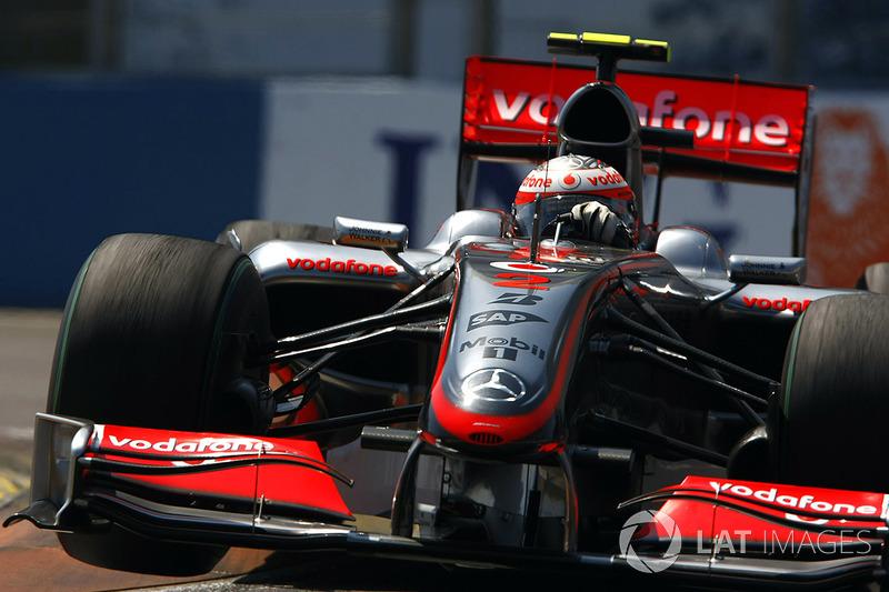2009: McLaren MP4-24