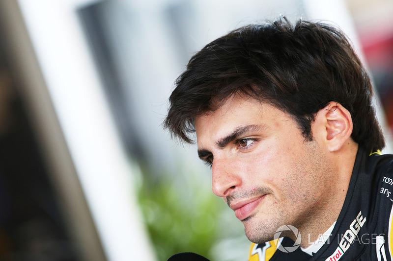 7 місце - Карлос Сайнс-мол., Renault Sport F1 Team