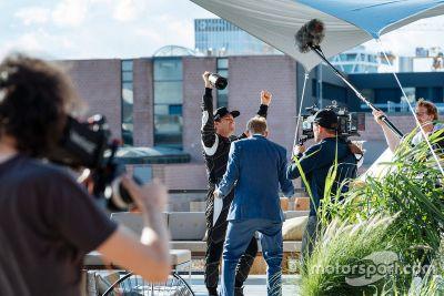 Nico Rosberg & Deutsche Bahn