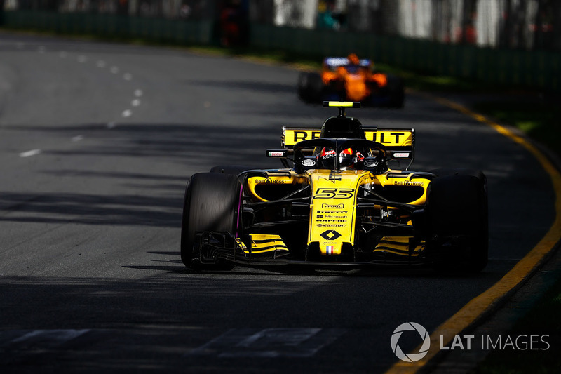 10e : Carlos Sainz (Renault)
